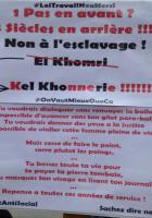 Loi TRAVAIL El Khomri
