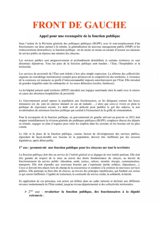 Fonction Publique Pcf Fr
