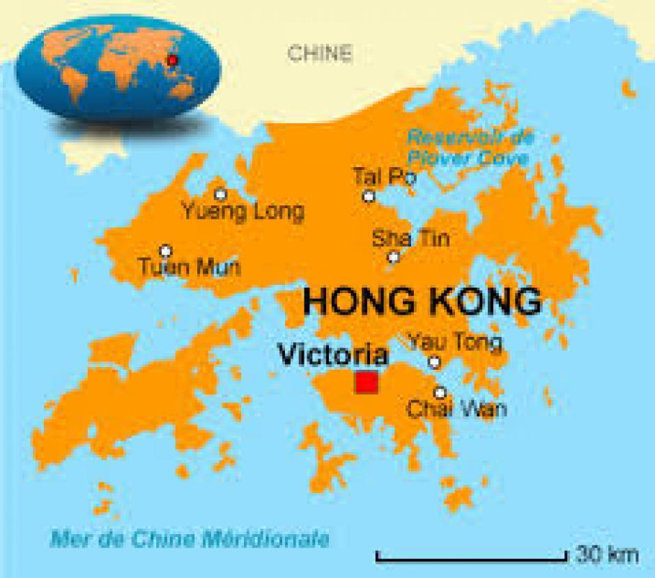 HONG KONG >  Lutte géopolitique et souveraineté de la Chine