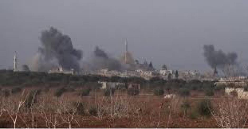 SYRIE : Stopper l'escalade meurtrière à Idlib
