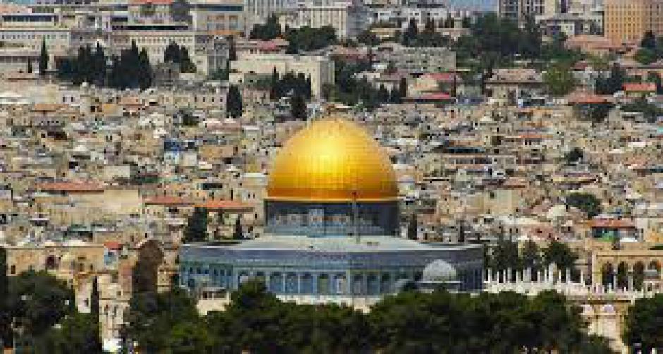 TRUMP RECONNAIT JÉRUSALEM COMME CAPITALE D'ISRAËL