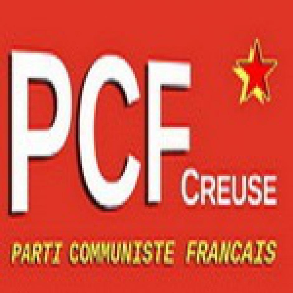 COMMUNIQUE DE PRESSE de la fédération Creusoise du PCF - Interdiction des manifestations