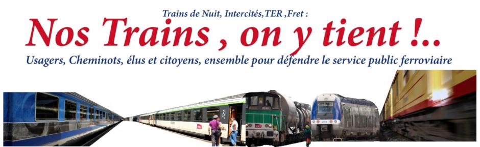 OUVERTURE À LA CONCURRENCE DES TRAINS INTERCITÉS : un contresens historique !