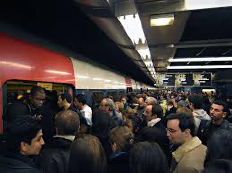 RER A et B : Pour de bonnes conditions de transport et de travail
